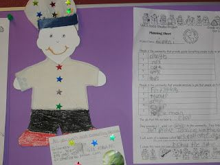 Buzzing About Second Grade: Take-Home Projects
