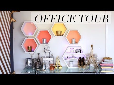 Evelina's Office/Studio Tour - YouTube evelinasfashioncafe VLOG