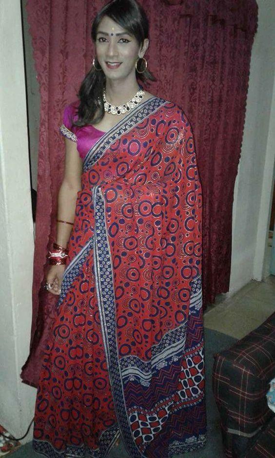 Ash Chand Most Beautiful Indian Crossdresser