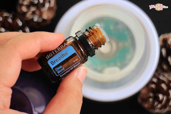 Top 10 Oils doTERRA - doTERRA Breathe Oil