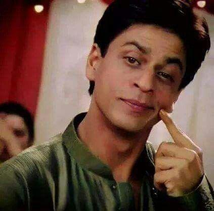 Shahrukh khan - king         :))