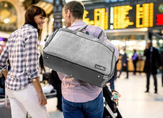 Dimensions56 x 30,5 x 25cm Poids1,3kg  Traveller Bag