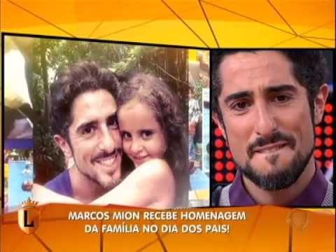 Legendários faz surpresa para Marcos Mion 10/08/2013 - / Legendary makes surprise Marcos Mion 08/10/2013 -