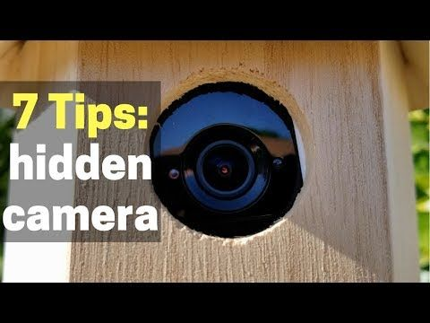 How To Hide A Security Camera Indoors Or Outside Smart Home Solver On Youtube House Wireless Home Security Systems Home Security Home Security Systems