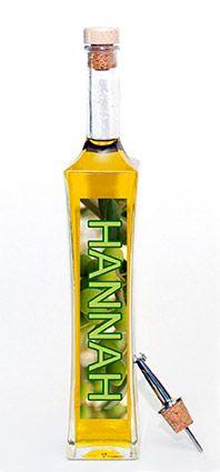 Pack 3 botellas de Aceite Personalizado - tuhistoria.es