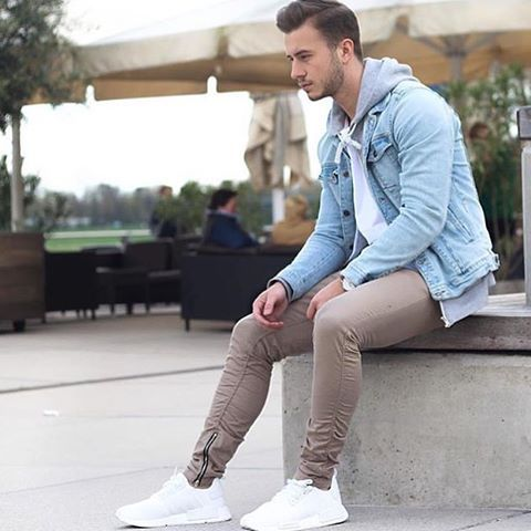 Men style fashion look clothing clothes man ropa moda para hombres outfit models moda masculina ...