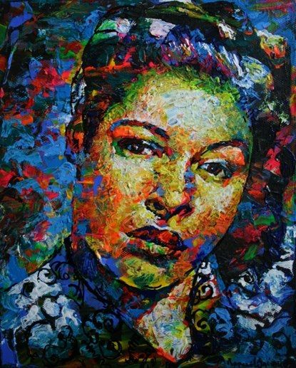 Need you i need you and billie holiday on pinterest for Billie holiday life is beautiful mural