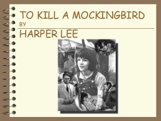Slavery in To Kill a Mockingbird by Harper Lee Essay