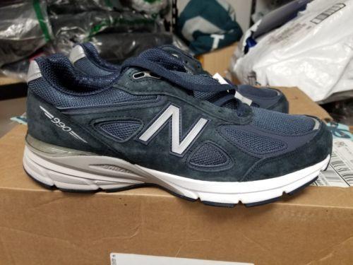 Balance 990 Men Blue Sneakers Size 10.5 215
