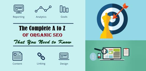 The Complete A to Z of Organic SEO That You Need to Know #SEO
