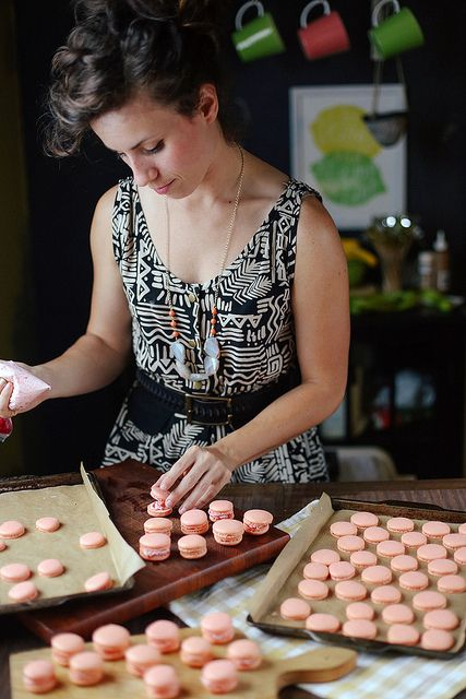 French Macarons by Delightfully Tacky