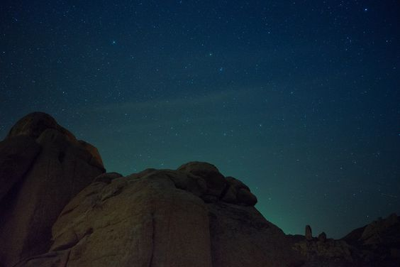 Endless stars for days  Joshua Tree|Rocks|Galaxy|Exploring                          Long exposure|Photography Exploring New Avenues| capture
