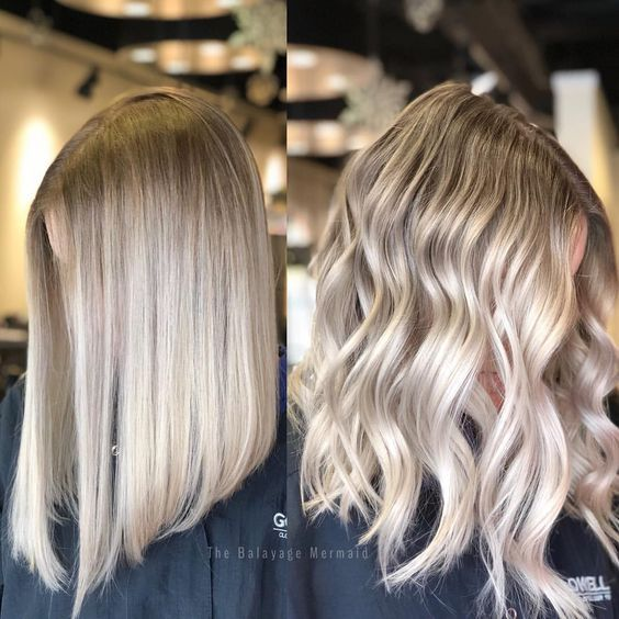 236 Likes 4 Comments Melanie Scheel The Balayage Mermaid On Instagram S O M B R E Sombre Behin Balayage Straight Hair Blonde Balayage Sombre Hair