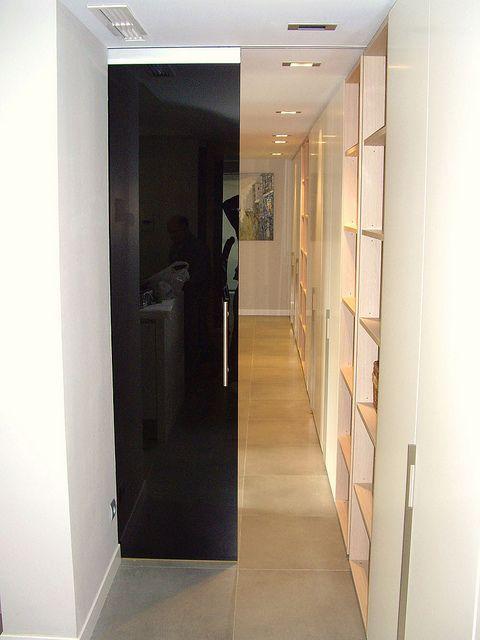 Vidreglass puerta corredera de cristal http vidreglass - Puertas corredera de cristal ...