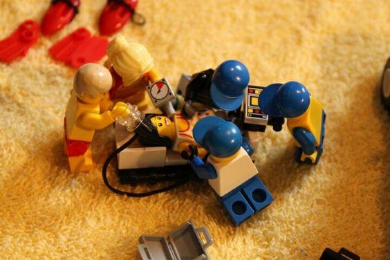 Lego CPR