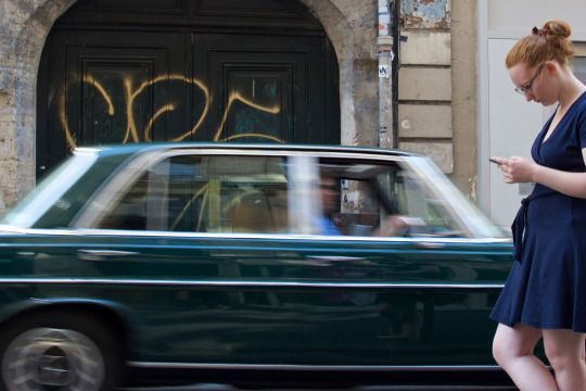 Moving Car Paris2015 - Tubler postcards from everywhere