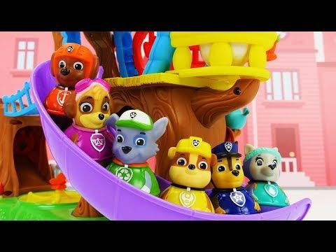 Best Learning Video For Toddlers Paw Patrol Train And Weeble