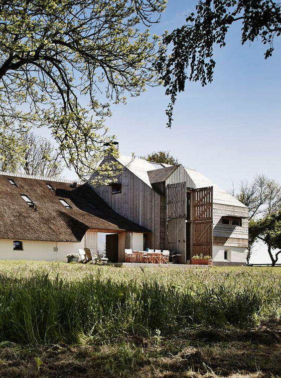 The Barns by Sander Architecten