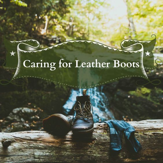 How to care for and waterproof your boots – Homesteading Guide