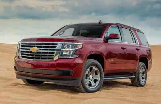 2018 Chevrolet Tahoe Towing Capacity Chevrolet Tahoe Chevrolet