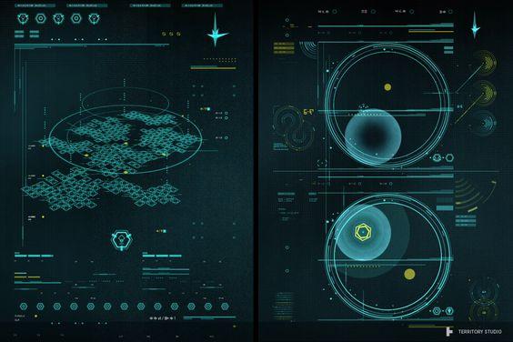 Guardians of the Galaxy UI - Nova Prison - Territory Studio