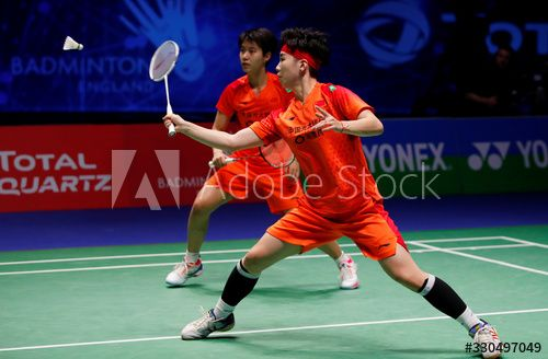 All England Open Badminton Championships Ad Ad Open England Championships Badminton In 2020 Badminton Championship Badminton Photo