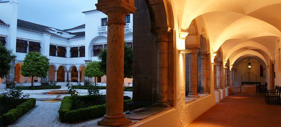 Pousada de Vila Vicosa, D. Joao IV - former Convent of Chagas de Cristo now a luxury hotel