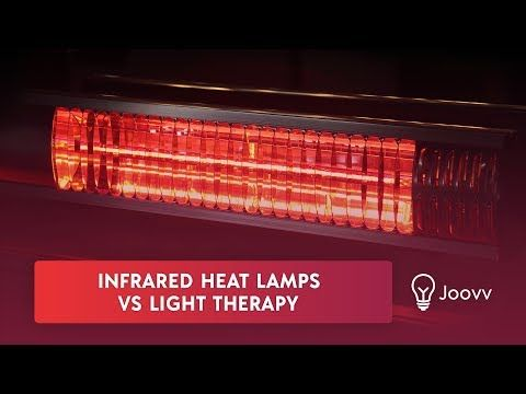 Infrared Heat Lamps Vs Led Light Therapy Devices Light Therapy Heat Lamps Led Light Therapy