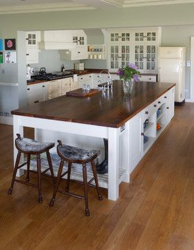 Anmer Hall - country - Kitchen - East Anglia - NAKED Kitchens