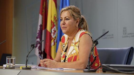 La vicepresidenta de Castilla y León confiesa que tomó dos cervezas tras triplicar la tasa de alcoholemia