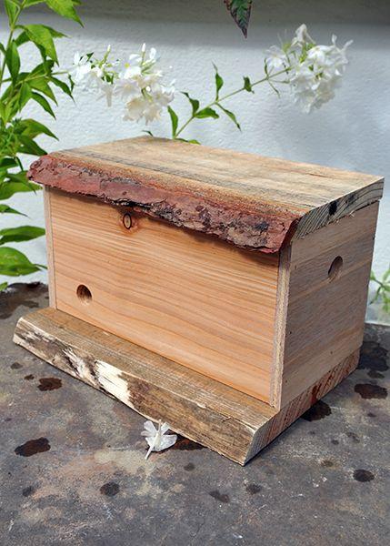 Bumble bee nest box | Yard | Pinterest | Gardens, Bee ...