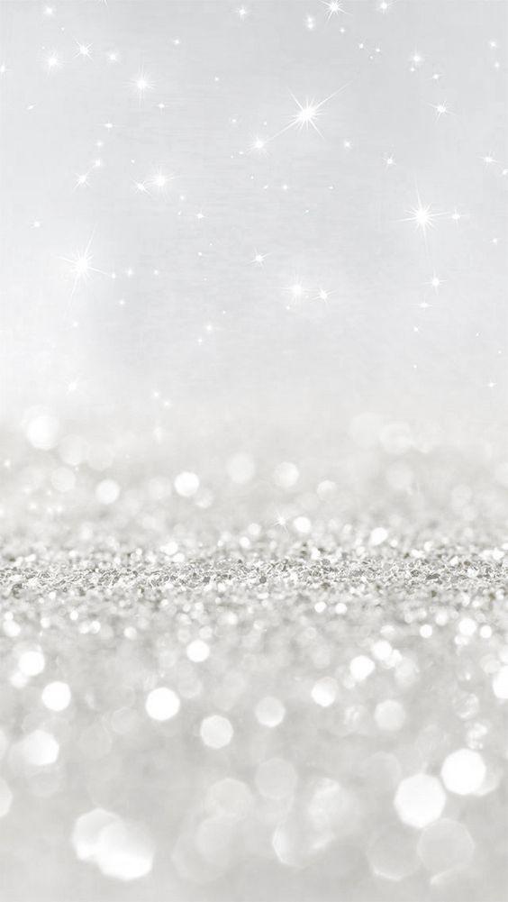 white sparkles background - photo #16