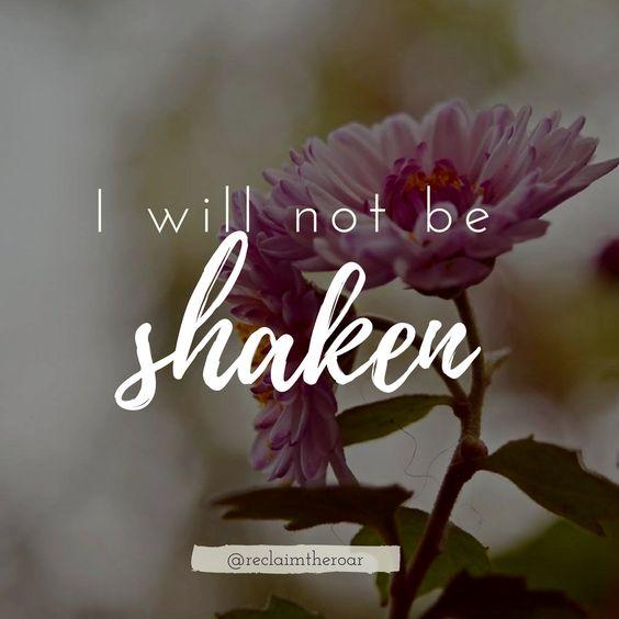 psalm 16:8 - Reclaim the Roar