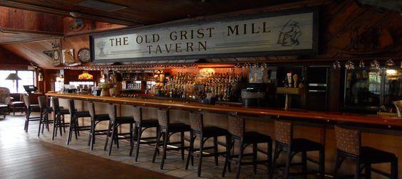 Old Grist Mill Tavern Rhode Island