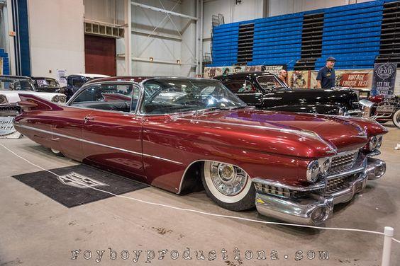 2015  Retro Rewind - Dig this #Cadillac at the #RetroRewind