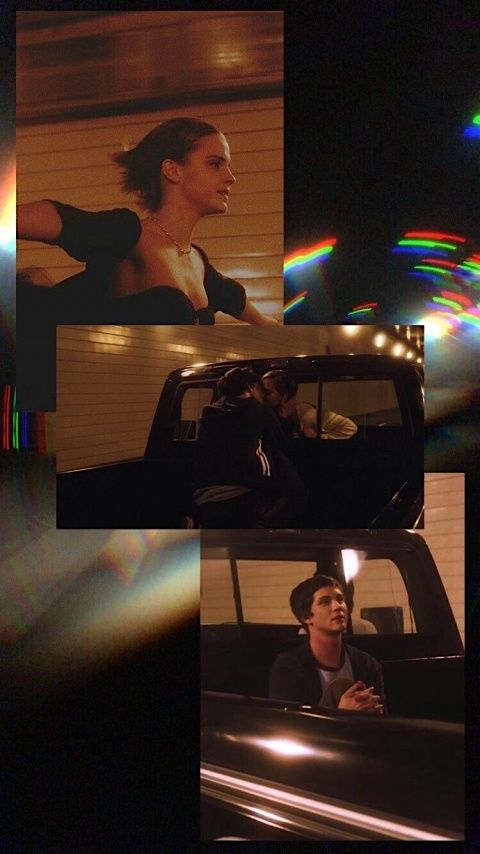 Everythinggood In 2021 Perks Of Being A Wallflower Aesthetic Movies Scene Aesthetic Perks of being wallflower wallpaper