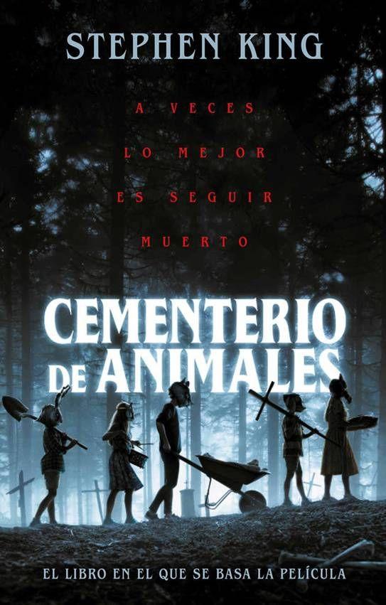 Descargar Cementerio De Animales De Stephen King Pdf Epub Cementerio De Animales Cementerio De Mascotas Peliculas De Terror