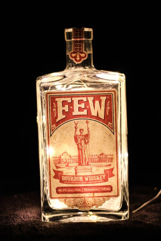 FEW whiskey light by TheSunroom252 on Etsy