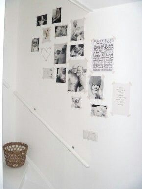 Photowall - stair case - home decoration