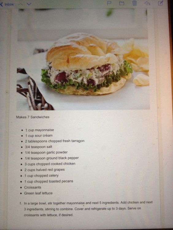 Traditional Chicken Salads And Paula Deen On Pinterest