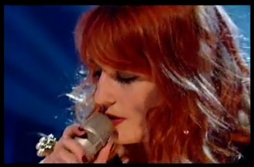 Florence Welch being wonderful