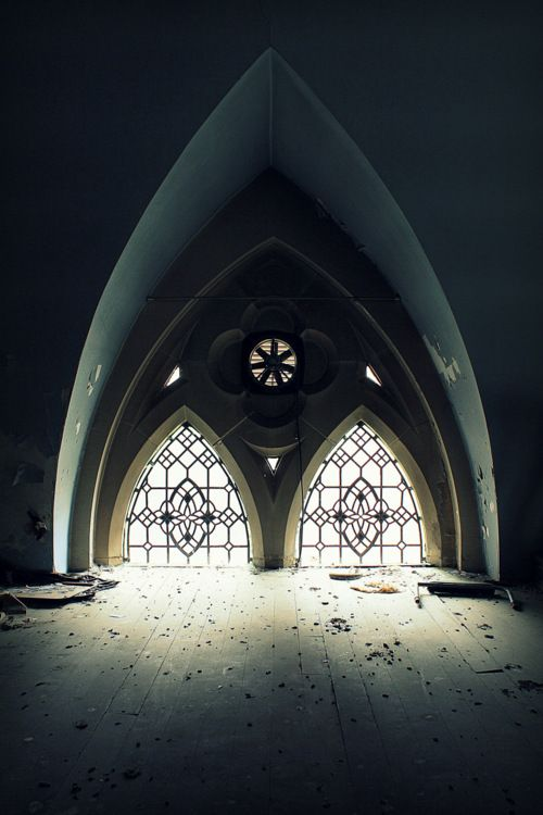 Gothic Window Room Gothic Dream House Inspirations