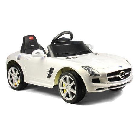 Mercedes SLS AMG (RA) | 6V | White