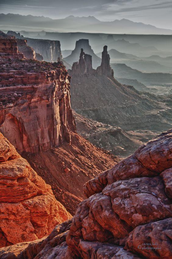 """Washing Woman"" ~ Canyonlands Nat'l Park, Utah   ♥ ♥   www.paintingyouwithwords.com"
