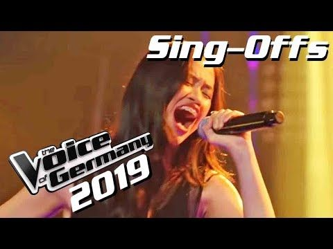 Snow Patrol Run Claudia Emmanuela Santoso The Voice Of Germany 2019 Sing Offs Youtube Snow Patrol The Voice Of Germany Voice Of Germany