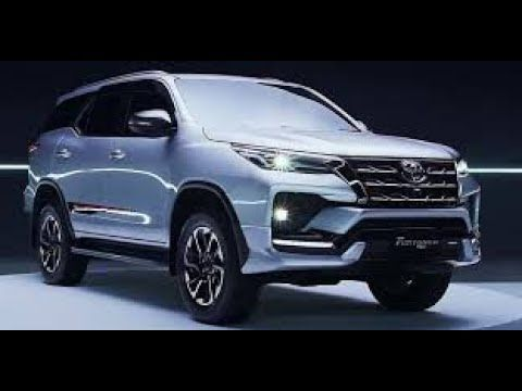 New 2021 Toyota Fortuner Facelift More Power And A New Legender Variant In 2021 Fortuner Trd Toyota Fortuner Trd Trd