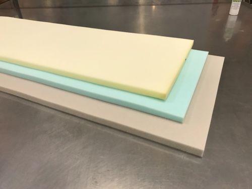 upholstery foam cushions all sizes high density Luxury Grey reflex foam seat pad