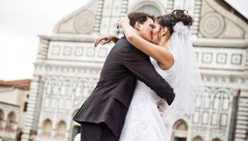 A Magia de se casar em Florença!