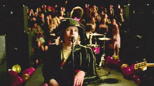 When he did this in 2005, and it violently shook your world.   31 Times Patrick Stump Ruined All Other Men For You