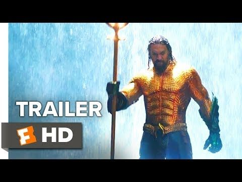 Aquaman Extended Video 2018 Movieclips Trailers Followformore Movies Trailers Videos Movietrailers Eleccafe H Aquaman Movie Trailers Aladdin Movie